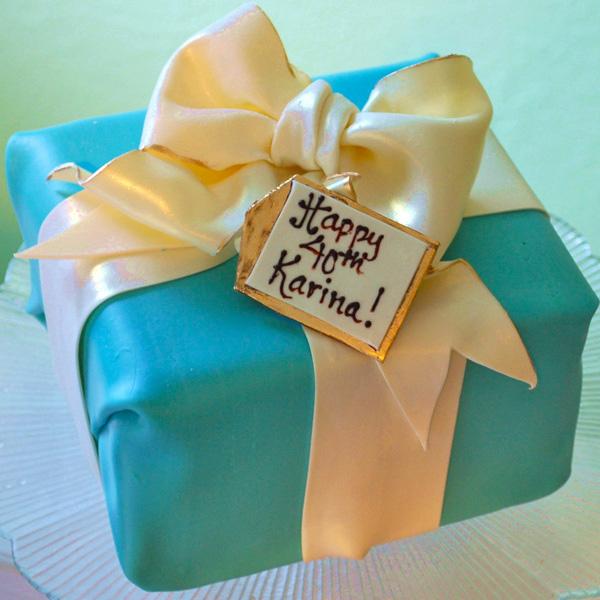Dessert At Tiffany's