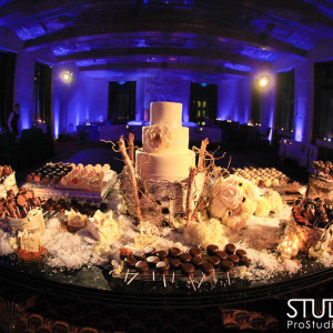 Wedding Dessert Table Pops