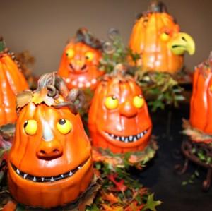 Fall Halloween Spirit