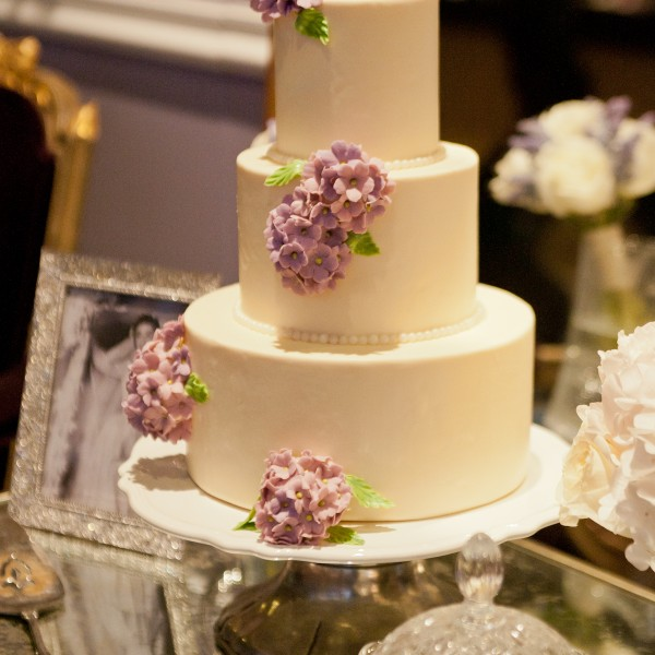 Happy Hydrangeas! | Elegant Cheese Cakes