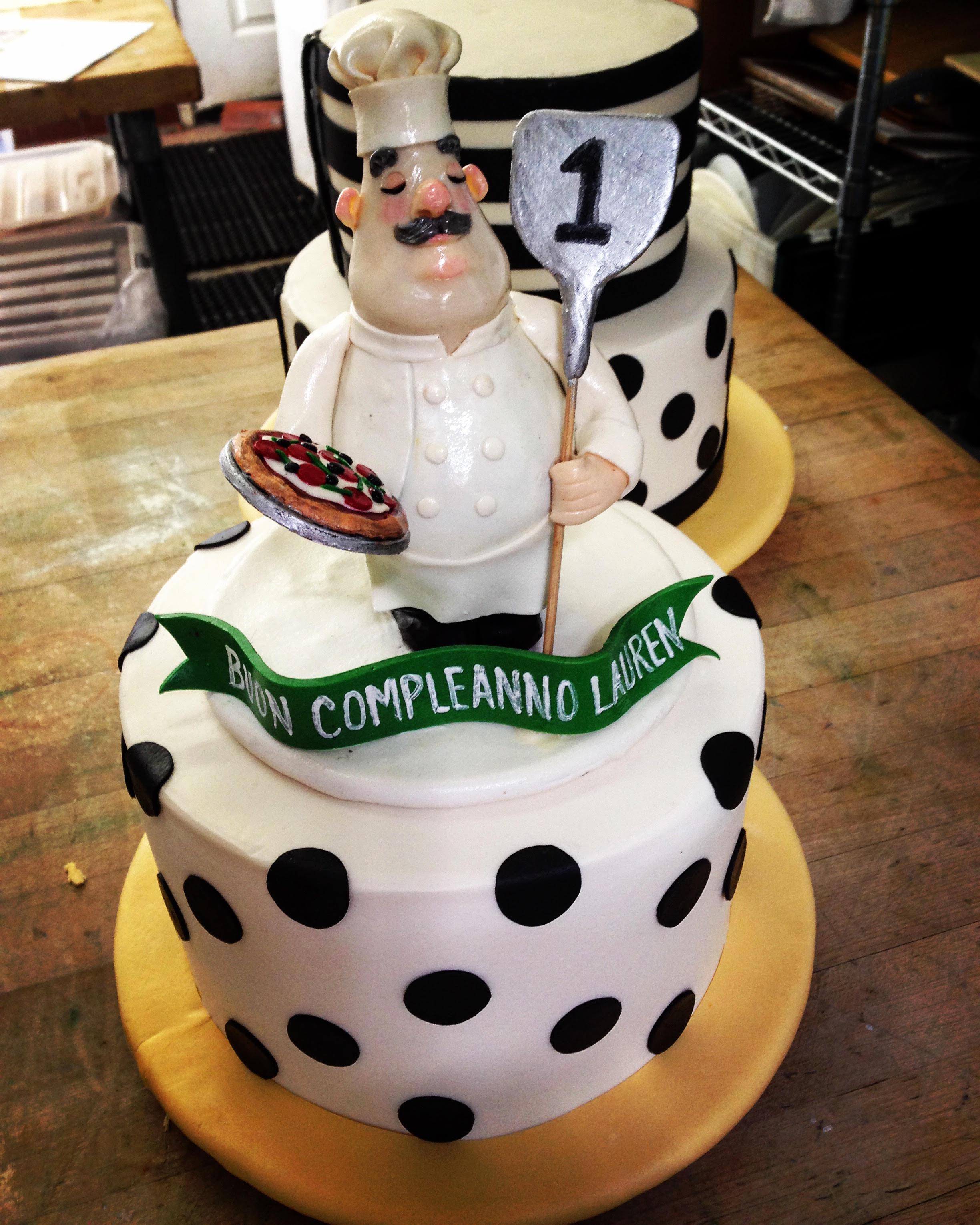 Happy Birthday Lauren Elegant Cheese Cakes