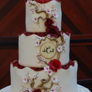 Wedding Cakes Elegant Cheese Cakes